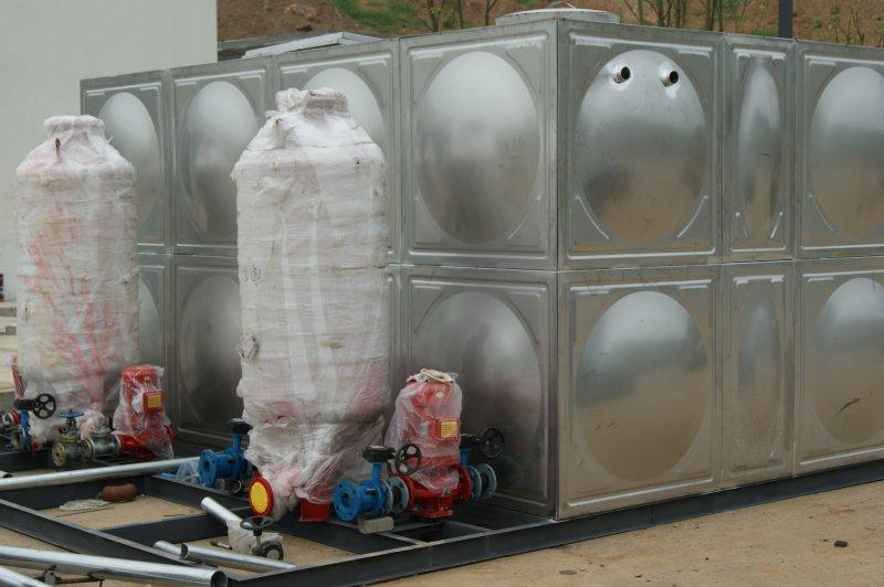 箱泵消防一体化
